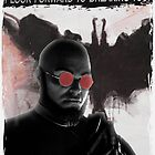 Batman Arkham City: Hugo Strange (Red Glasses) by Oss182
