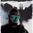 Batman Arkham City: Hugo Strange (Blue Glasses) by Oss182