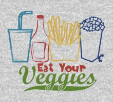 Eat Your Veggies by protos
