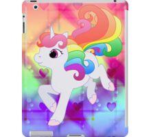 Cute Baby Rainbow Unicorn iPad Case/Skin