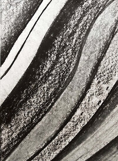 Ink & Charcoal #1 by Dominic Taranto