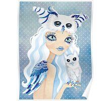 Owl Duchess Poster