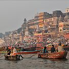 Varanasi by Peter Hammer