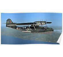 Norwegian Consolidated PBY Catalina Mk.I Poster