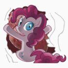 Pinkie Pie - Into Your Soul by Karl Aria