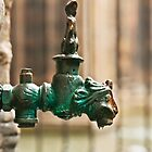 Ornate Tap by Stephen Knowles