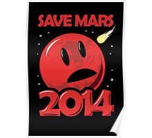 Save Mars 2014! Poster