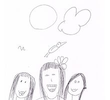 'Friends' by Emma by DrawingFactory