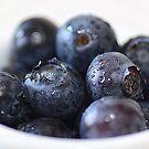 Blueberries by Martina Fagan