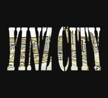 Yinz City: White/Yellow Highlights by Ashlee Evans