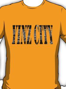 Yinz City: Black T-Shirt