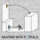 Skating with Portals [2] by e4c5