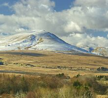 Clough Head,The Lake District by Jamie  Green