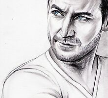 Richard Armitage watching... by jos2507