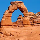 Delicate Arch by Stephen Beattie