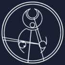 F*ck off - Gallifreyan  by Jess Latham