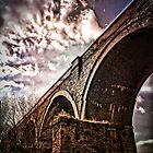 Truro viaduct by Roxy J