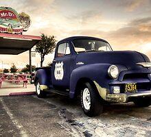 Mr D'z Diner  by Rob Hawkins