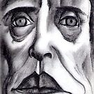 Christopher Walken  by Angel Veselinov