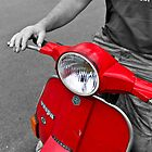 That Old Vespa! by Danny Thomas