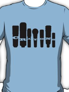 Microphone Line Up T-Shirt