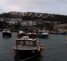 Mevagissey Morning by jonleonard