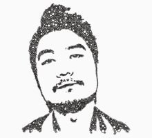 Dumbfoundead Portrait by RaffttaM