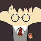 Cute Kawaii Harry Potter Face apple iphone 5, iphone 4 4s, iPhone 3Gs, iPod Touch 4g case by www. pointsalestore.com