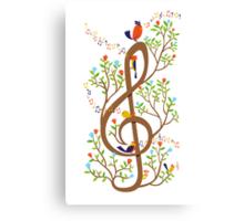 Song Birds Canvas Print