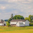 Amish Farm by mcstory