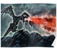Dragon's Breath Poster