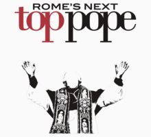 Rome's next top Pope by daanielasm
