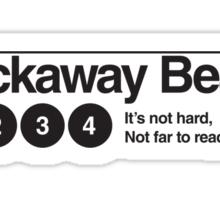 Rockaway Beach Sticker