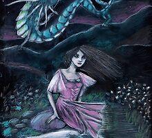 Midnight Blue by Ida Jokela