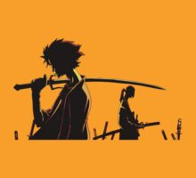 Samurai Champloo by Someone Somewhere
