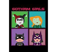 Gotham Girls Photographic Print