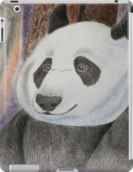 Panda Bear by jkartlife