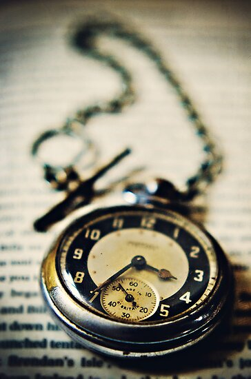 time.. by Michelle McMahon
