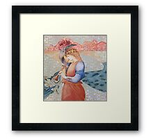 The Music of The Spheres Framed Print