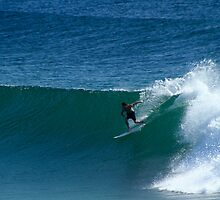 Nice And Clean At Burleigh Heads by Noel Elliot