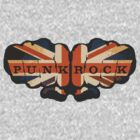 BritPunkRock! by One World by High Street Design