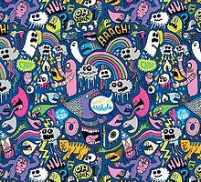Funny Rainbow by Brigitta Frisch