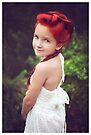 Emily, Whimsy Child of Goddess by Ashli Zis