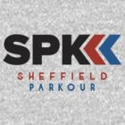 SPK - Small Chest Logo by Shane Rounce