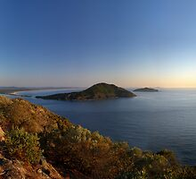 Tomaree National Park. by Andy Newman