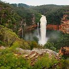 Wentworth Falls. by Andy Newman