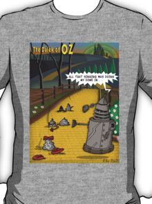 The Dalek Of OZ T-Shirt