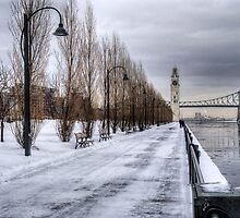 The Clocktower, Montreal by NeilAlderney