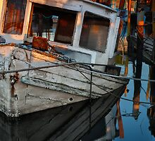 Stockton Moorings by Michael Howard