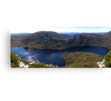 Dove Lake - Tasmania Canvas Print